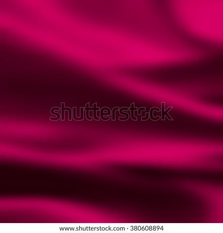 dark pink velvet texture - abstract irregular folds - stock photo