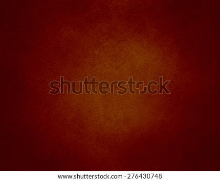 dark red background with gold center grunge texture, elegant rich background, vintage distressed texture with black border vignette, abstract red background for website or brochure designs - stock photo