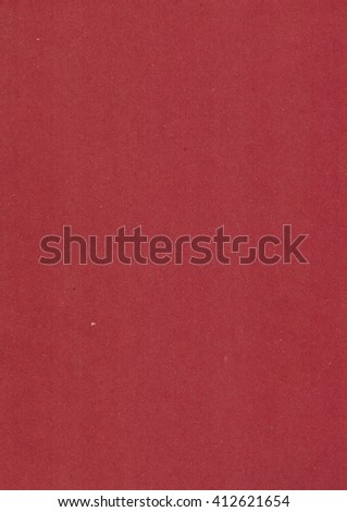 Dark red cardboard sheet useful as a background