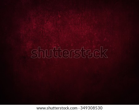 dark red grunge texture or background  - stock photo
