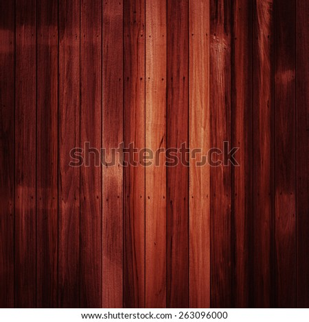 Dark Red wooden fence in various color