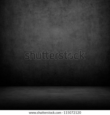 dark space background - stock photo