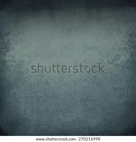 dark turquoise wall - stock photo