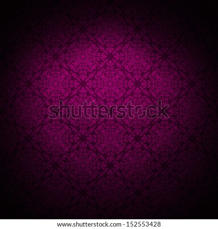 dark violet wallpaper may used as background. - stock photo
