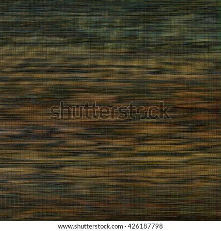 Dark wicker background - stock photo