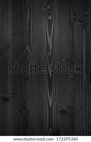 Dark Wood Background - stock photo