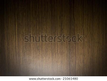 dark wood grain - stock photo
