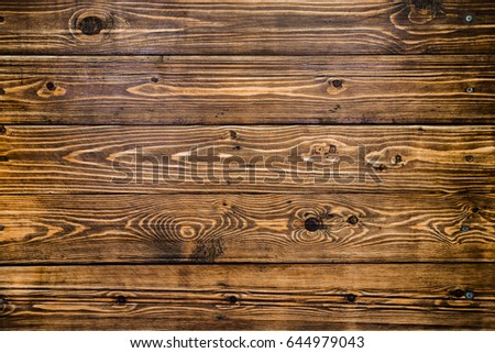 Dark Wood Panel Background