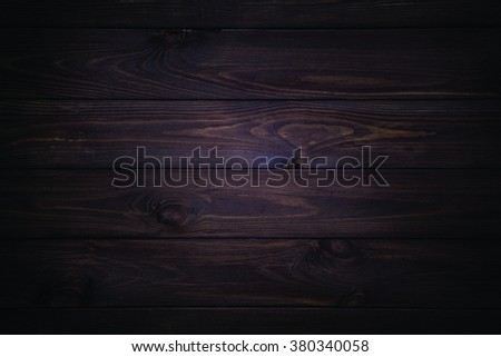 dark wood texture - stock photo