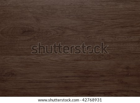 Dark Wood - texture - stock photo