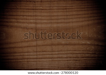 dark wood texture, background - stock photo