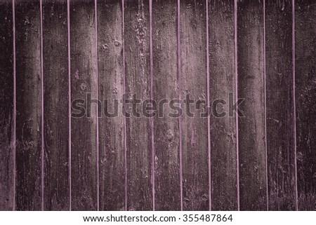 dark wood texture. background old panels. - stock photo