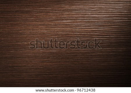 Dark wood texture. Dramatic light and shadows - stock photo