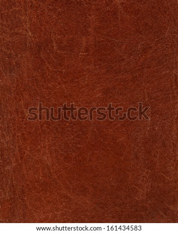 dark worn brown leather texture . Useful as background for design-works.