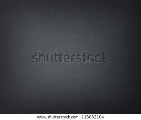 dark woven texture - stock photo