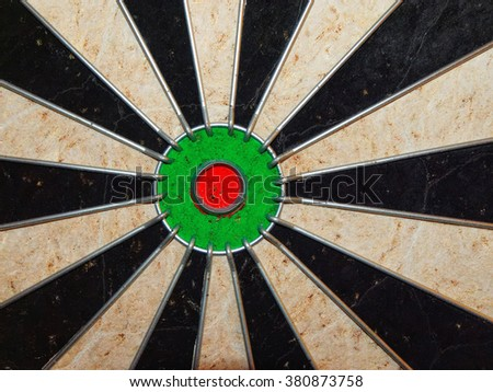 dart board sport background