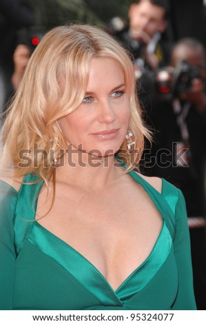 "Daryl Hannah at screening for ""No Country for Old Men"" at the 60th Annual International Film Festival de Cannes.  May 19, 2007  Cannes, France.  2007 Paul Smith / Featureflash"