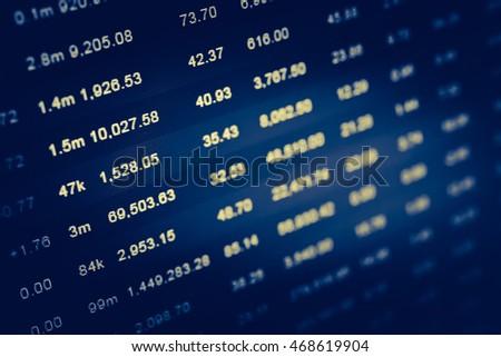 Info forex market