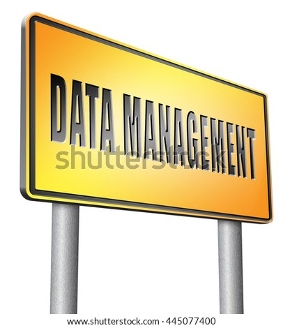 data management storage analysis and integration of big dataset   - stock photo