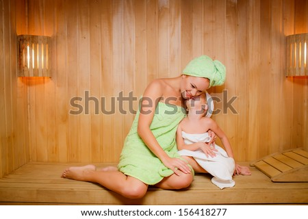 Mother and daughter spa stock images royalty free images for Mother and daughter spa weekend