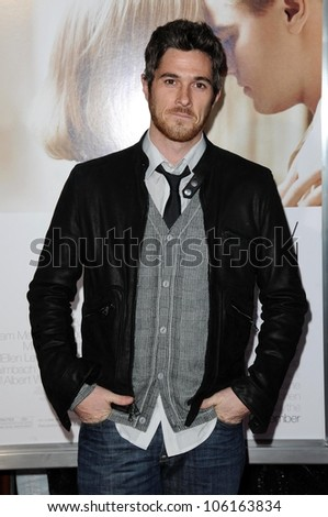 Dave Annable   at the World Premiere of 'Revolutionary Road'. Mann Village Theater, Westwood, CA. 12-15-08