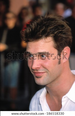 Dave Sheridan at the premiere of MADE, NYC, 7/10/01