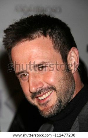 "David Arquette at the Los Angeles Premiere of ""The Tripper"". Hollywood Forever Cemetery, Hollywood, CA. 04-11-07"