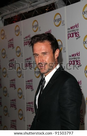 "David Arquette at ""The World According to Paris"" Premiere Party, Roosevelt Hotel, Hollywood, CA 05-17-11"