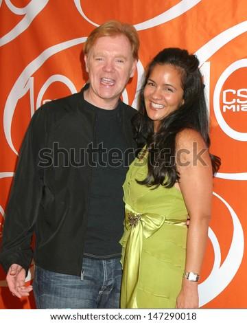 David Caruso And Liza Marquez