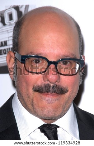 David Cross at the 26th American Cinematheque Award Honoring Ben Stiller, Beverly Hilton Hotel, Beverly Hills, CA 11-15-12