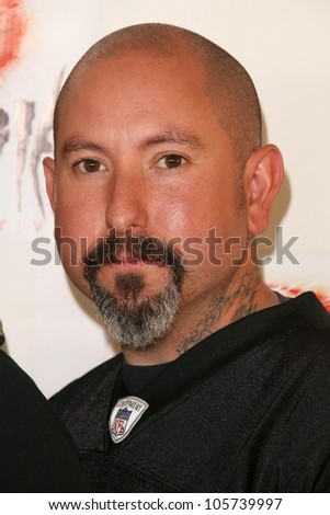 David Forline at the Los Angeles Premiere of 'Dark Reel'. Queen Mary, Long Beach, CA. 03-15-09