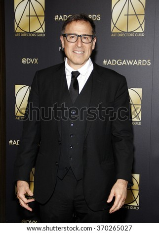 David O. Russell at the 20th Annual Art Directors Guild Excellence In Production Design Awards held at the Beverly Hilton Hotel in Beverly Hills, USA on January 31, 2016.