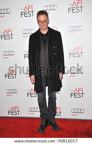 "David Thewlis at the premiere of his new movie ""The Lady"", part of the 2011 AFI Fest, at Grauman's Chinese Theatre, Hollywood. November 4, 2011  Los Angeles, CA Picture: Paul Smith / Featureflash"