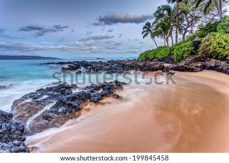 Dawn at Secret Cove Maui
