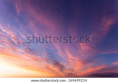 dawn sky stock images royalty free images amp vectors