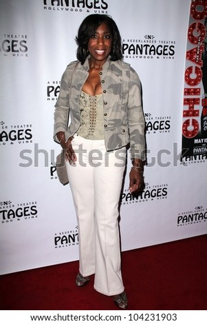 "Dawnn Lewis at the ""Chicago"" Los Angeles Premiere, Pantages, Hollywood, CA 05-16-12"