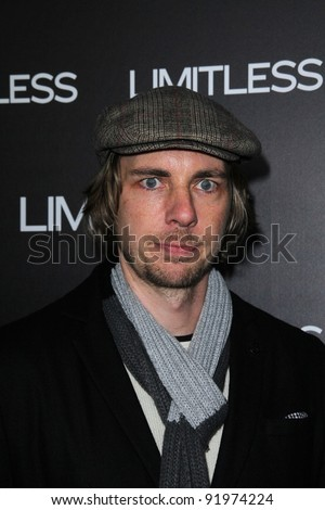 "Dax Shepard at the ""Limitless"" Los Angeles Special Screening, Arclight Theaters, Hollywood, CA. 03-03-11"