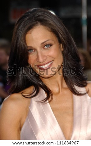"Dayanara Torres at the Los Angeles Premiere of ""Transformers"". Mann's Village Theater, Los Angeles, CA. 06-27-07"