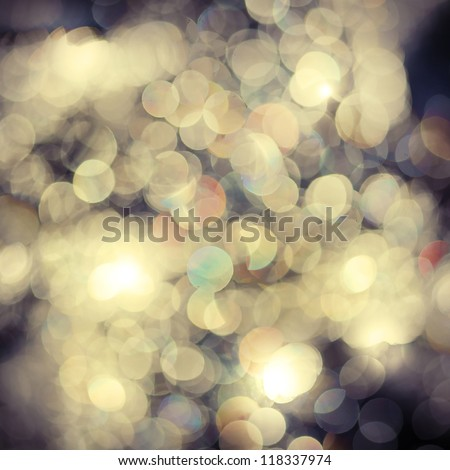 De-focused abstract background of water splashes - stock photo