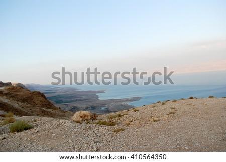 Dead Sea - stock photo