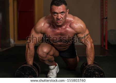Deadlift Heavy Weights