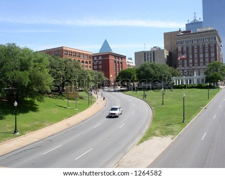 Dealey Plaza, Dallas Texas