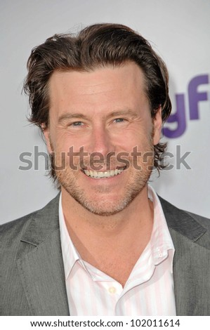 Dean McDermott at The Cable Show 2010: An Evening With NBC Universal, Universal Studios, Universal City, CA. 05-12-10 - stock photo