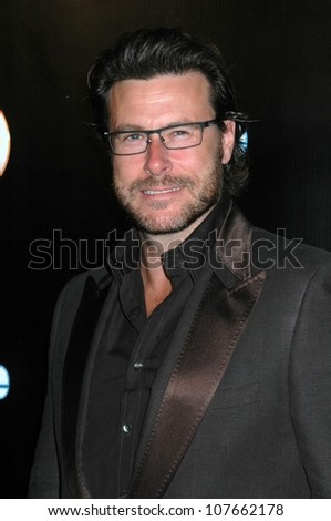 Dean McDermott at the Entertainment Tonight Emmy Party. Walt Disney Concert Hall, Los Angeles, CA. 09-21-08 - stock photo