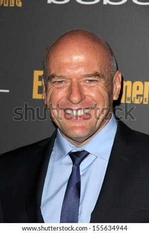 Dean Norris at the 2013 Entertainment Weekly Pre-Emmy Party, Fig& Olive, Los Angeles, CA 09-20-13 - stock photo