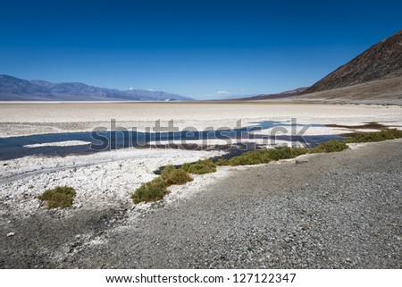 Death Valley, Bad Water
