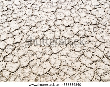 Death Valley in California, USA - stock photo