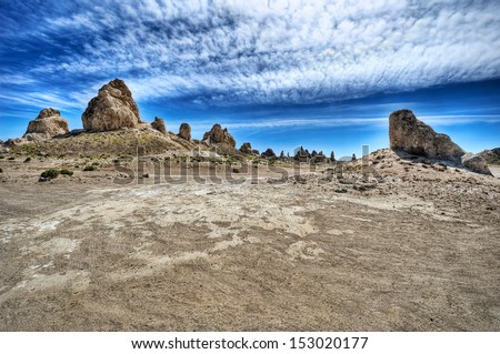 death valley, national park, trona pinnacles, star trek