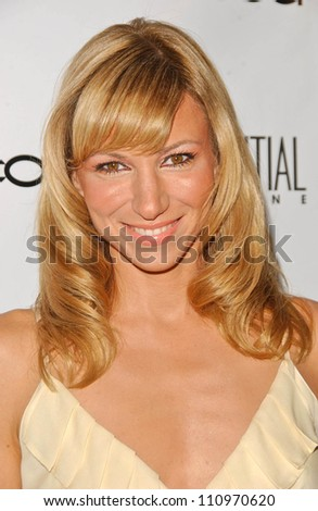 Deborah Gibson at Los Angeles Confidential Magazine's Annual Emmy Party.  One Sunset, West Hollywood, CA. 09-11-07