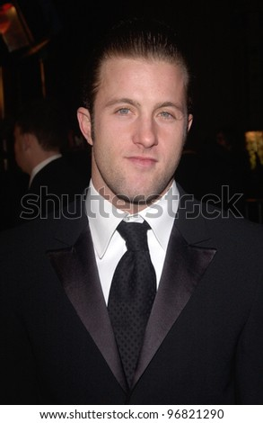 Dec 8, 2004; Los Angeles, CA: Actor SCOTT CAAN at the Hollywood premiere of his new movie Ocean's Twelve.